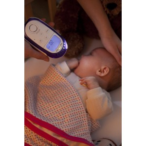 BT 250 Digital Baby Monitor Room Temperature