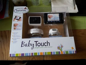 Baby Video Monitor by summer infant