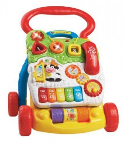 Baby Walker First Steps by VTech